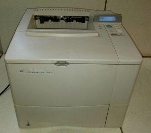 HP LaserJet 4000